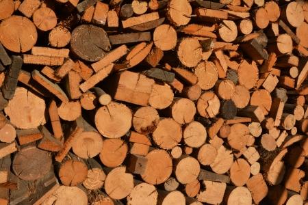 wood heating: Heating wood