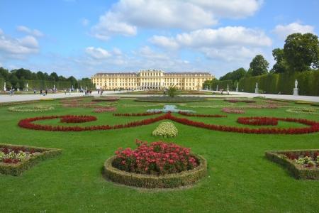 nbrunn: Schonbrunn castle Editorial