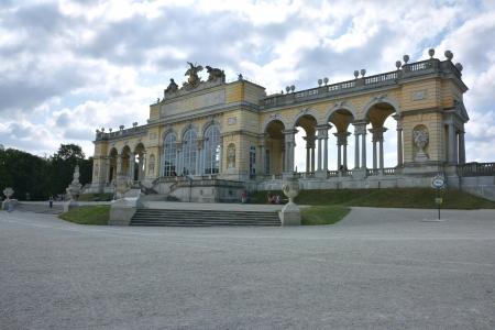 nbrunn: Schonbrunn castle - Gloriette