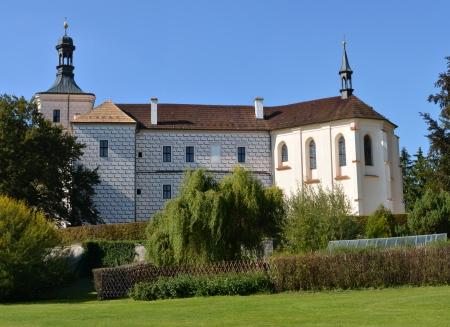 czechoslovakia: Castle Breznice