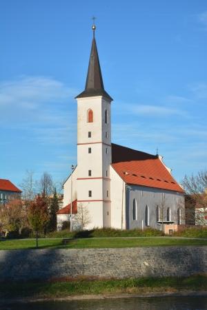 sain: Church Strakonice