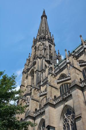 linz: church in Linz