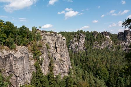 schweiz: Sachsichse schweiz  Saxon switzerland