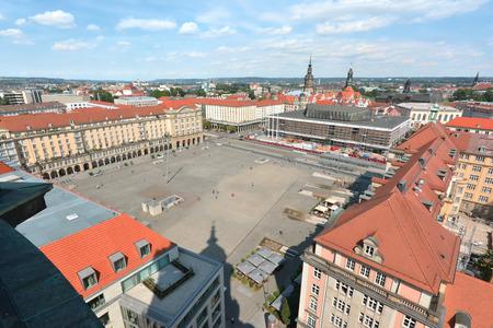 striezelmarkt: Striezelmarkt - Dresden square