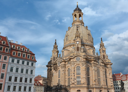the frauenkirche: Frauenkirche, Dresden