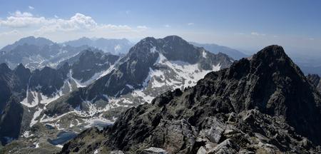 panorama view: Alti Tatra Alti Tatra vista panoramica