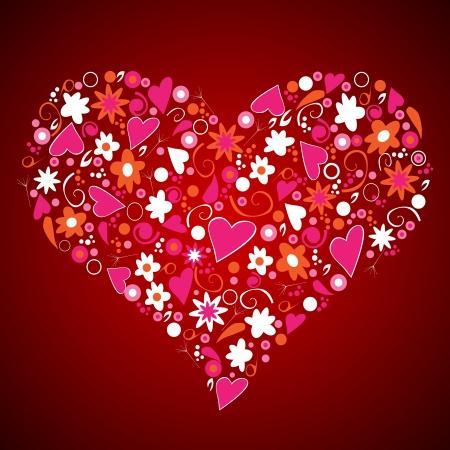 Valentine Stock Vector - 17664081