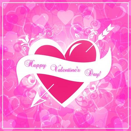 Valentine Stock Vector - 17664082