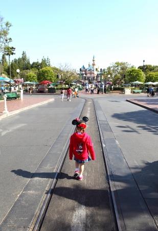 Disneyland Stock Photo - 15792309
