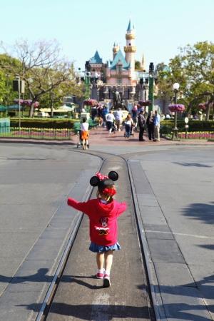 Disneyland 新闻类图片