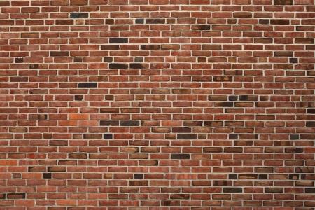 Red brick wall Stock Photo - 15904261