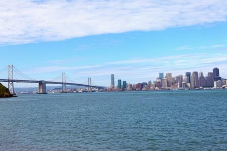 San Francisco Bay, at a distance photo