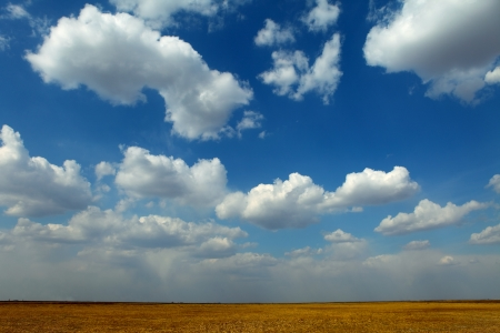 Clouds and sky Stock Photo - 16865990