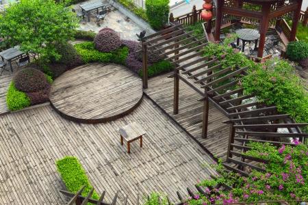 Garten Standard-Bild - 16869485
