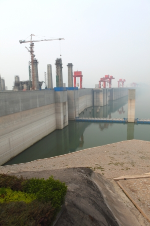 gorges: Three Gorges Dam