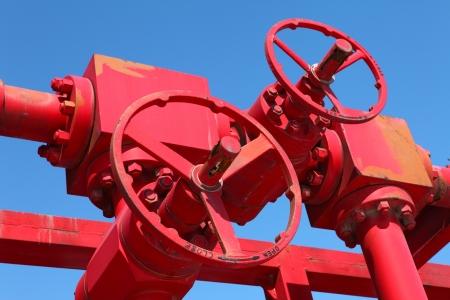 Red valves Stock Photo - 17232635