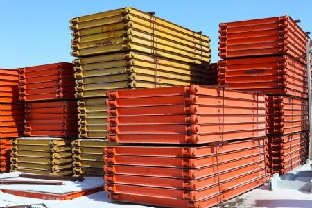 steel materials Stock Photo - 17232955