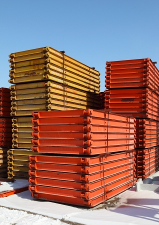steel materials  Stock Photo - 17232632