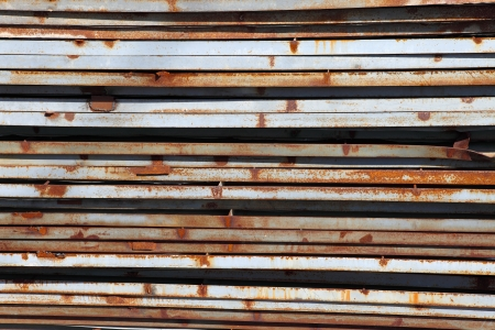 The rusty steel sheet abstract background  photo