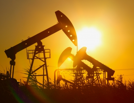 extracting: Oil pumps  Oil industry equipment