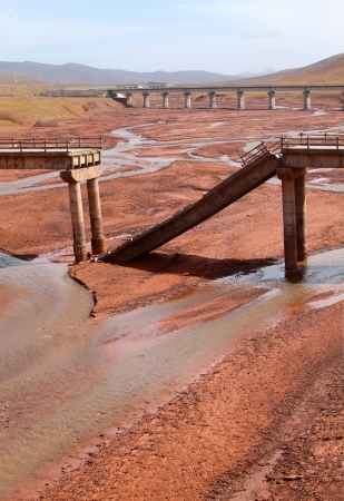 Broken Bridge