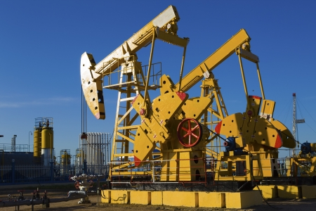 dominating: Oil pumps  Oil industry equipment