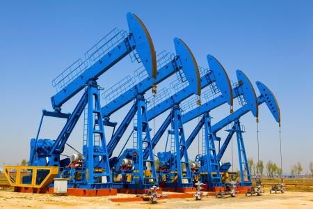Oil pumps  Oil industry equipment