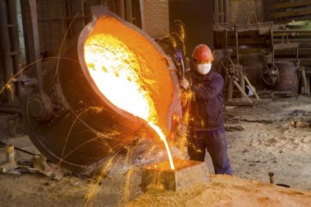 강철: 철 및 철강 산업