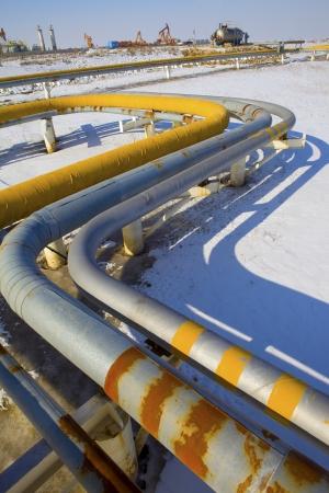 cilindro de gas: Tuber�a