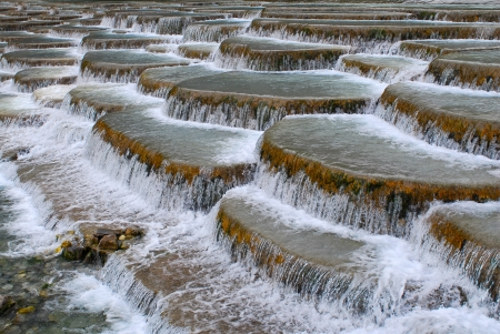 Multi-coloured Ponds