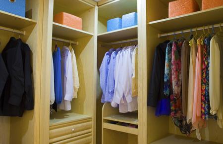 Kledingkast voor kleding
