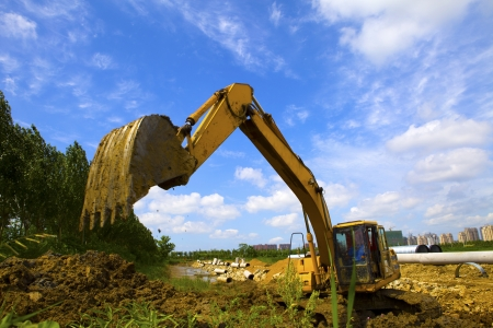 reclamation: Bulldozer