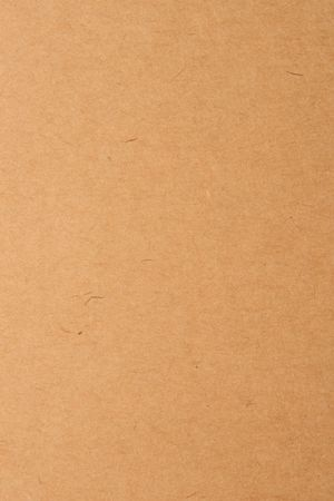 brown paper: cardboard background Stock Photo