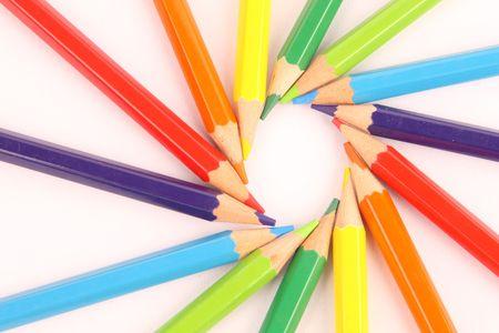 colorful pencils Stock Photo - 4483971