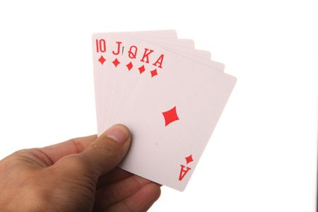 flushing: flushing cards,
