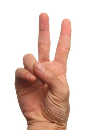 finger 2 Stock Photo - 4536723