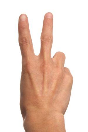 finger 2 Stock Photo - 4536722