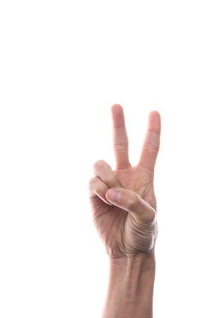 finger 2 Stock Photo - 4558304