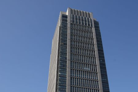Tokyo office building Stock Photo - 6060359