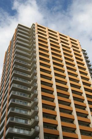 apartment building Stock Photo - 9329457