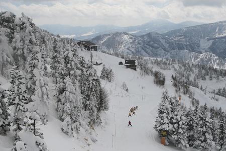 winter hut Stock Photo - 9380331