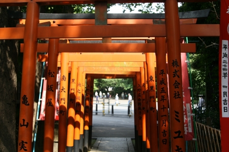 torii: torii gates Editorial