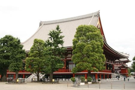 honshu: Senso-ji temple,Tokyo,Japan
