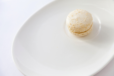 stuffing: french macaroons