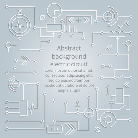 13,816 Electric Circuit Stock Illustrations, Cliparts And Royalty ...