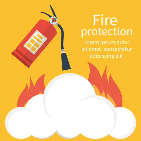 fire protection: Fire protection.