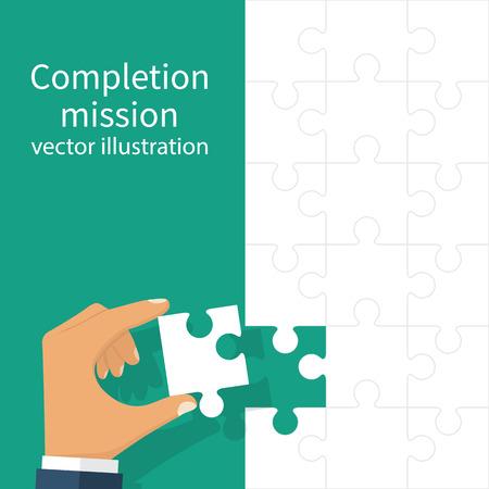 Completion mission concept.