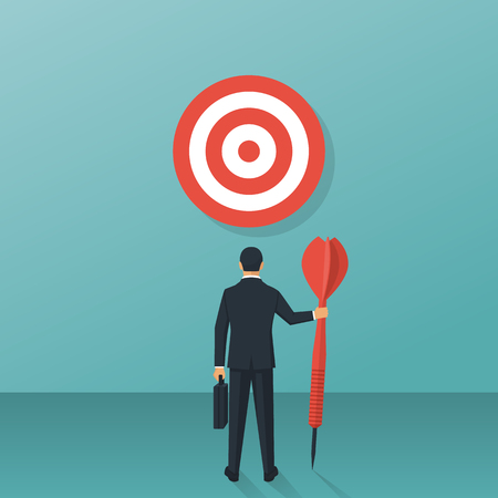 Purpose business concept