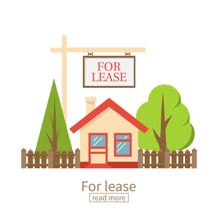 For lease. Home for rent icon