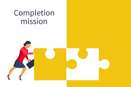 Completion mission concept